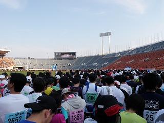 新宿シティハーフマラソン'10.1.31 012.jpg